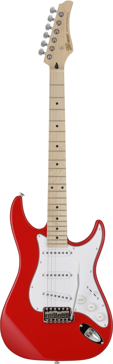 Greco / WS-STD Red Maple Fingerboard (RED/M)【お取り寄せ商品】