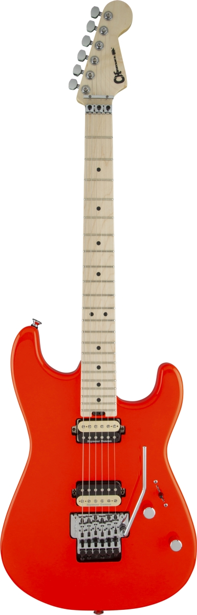 CHARVEL / PRO MOD SAN DIMAS STYLE 1 2H FR Rocket Red(RR) シャーベル 【お取り寄せ商品/納期別途ご案内】