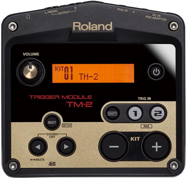 Roland トリガーモジュール TM-2【YRK】