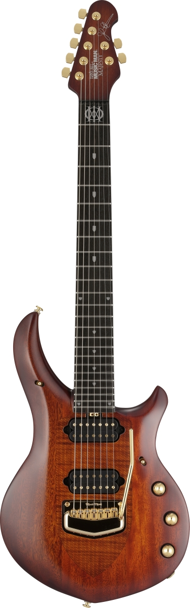 MUSIC MAN /Artisan Majesty 7String Marrone ミュージックマン【お取り寄せ商品】
