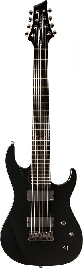 Washburn / Parallaxe Series PXM18 EB (Black Gloss) ワッシュバーン【8弦ギター】
