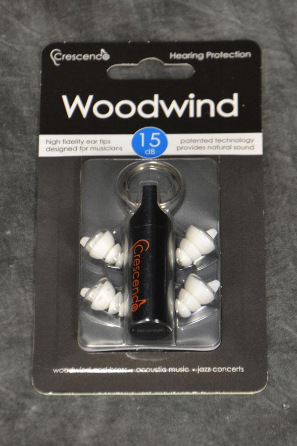 Crescendo / Woodwind ヒヤリングプロテクター 耳栓【YRK】