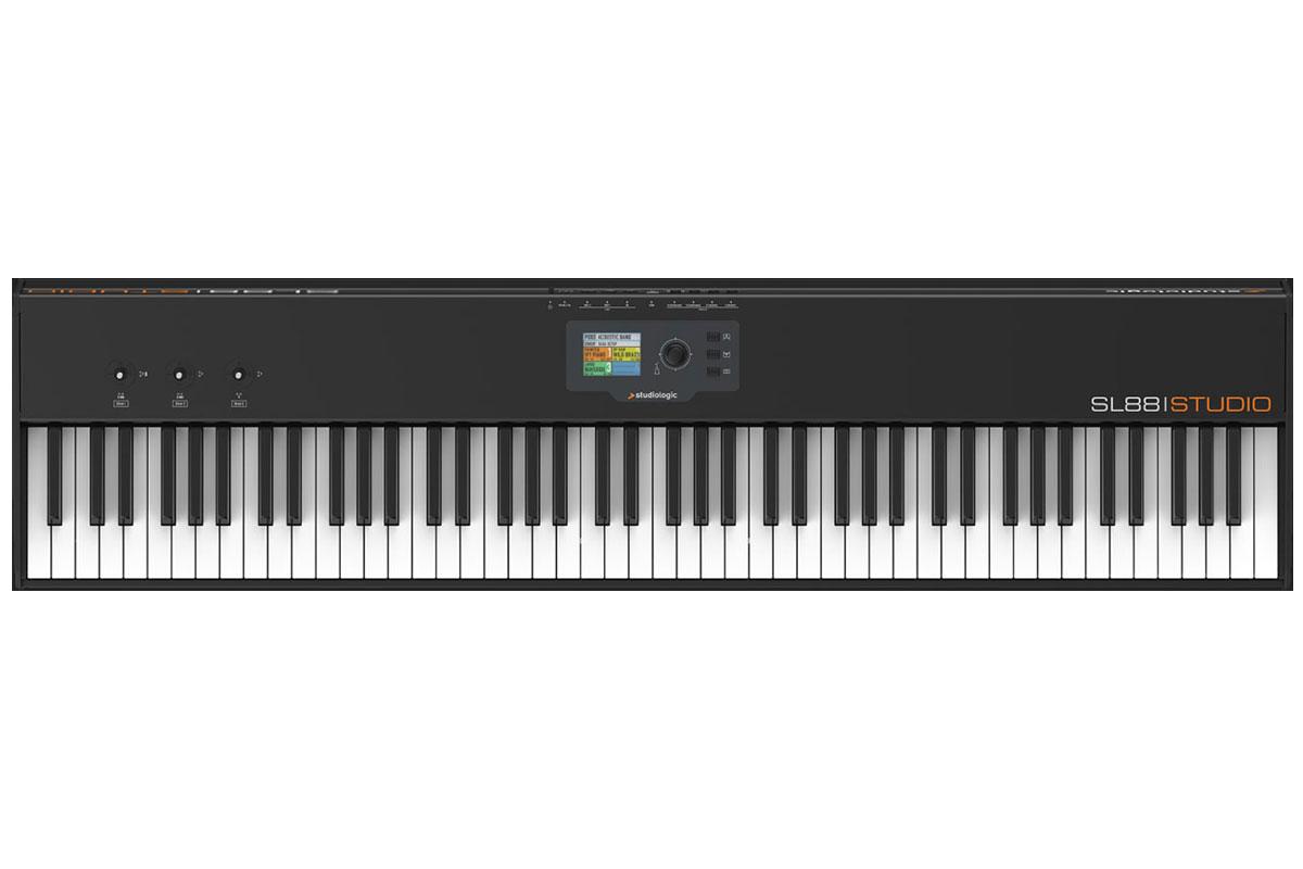 Studiologic スタジオロジック / SL88 STUDIO MIDIキーボード・コントローラー【お取り寄せ商品】