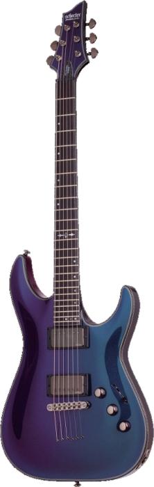 Schecter / Hellraiser Hybrid C-1 (AD-C-1-HR-HB) Ultra Violet (UV) シェクター【お取り寄せ商品/納期別途ご案内】