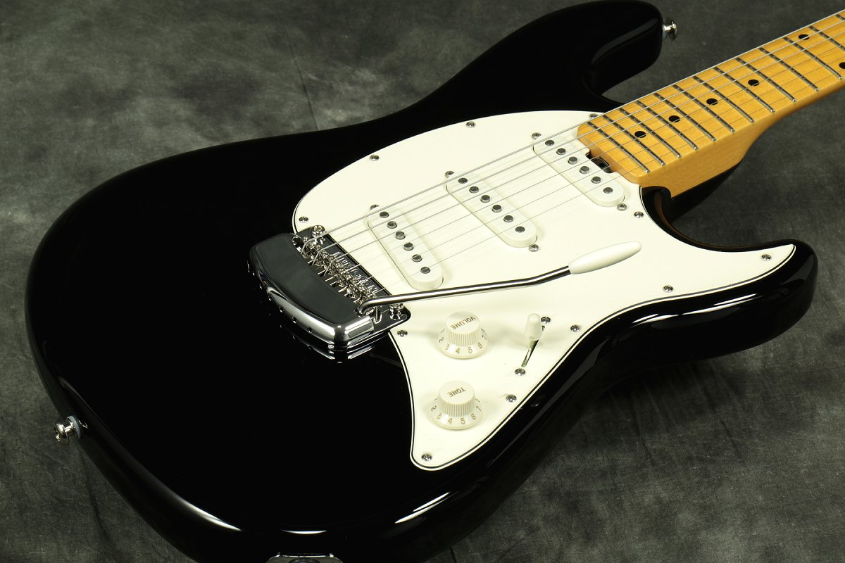 MUSIC MAN / Cutlass Black Maple Fingerboard (BLK/R) ミュージックマン