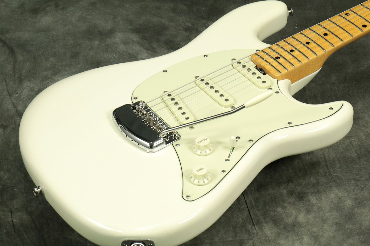 MUSIC MAN / Cutlass Ivory White Rosewood Fingerboard ミュージックマン (IW/R)