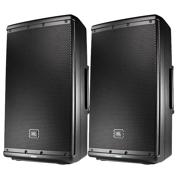 JBL / EON612 【2台セット!】パワードスピーカー 【国内正規保証2年付】
