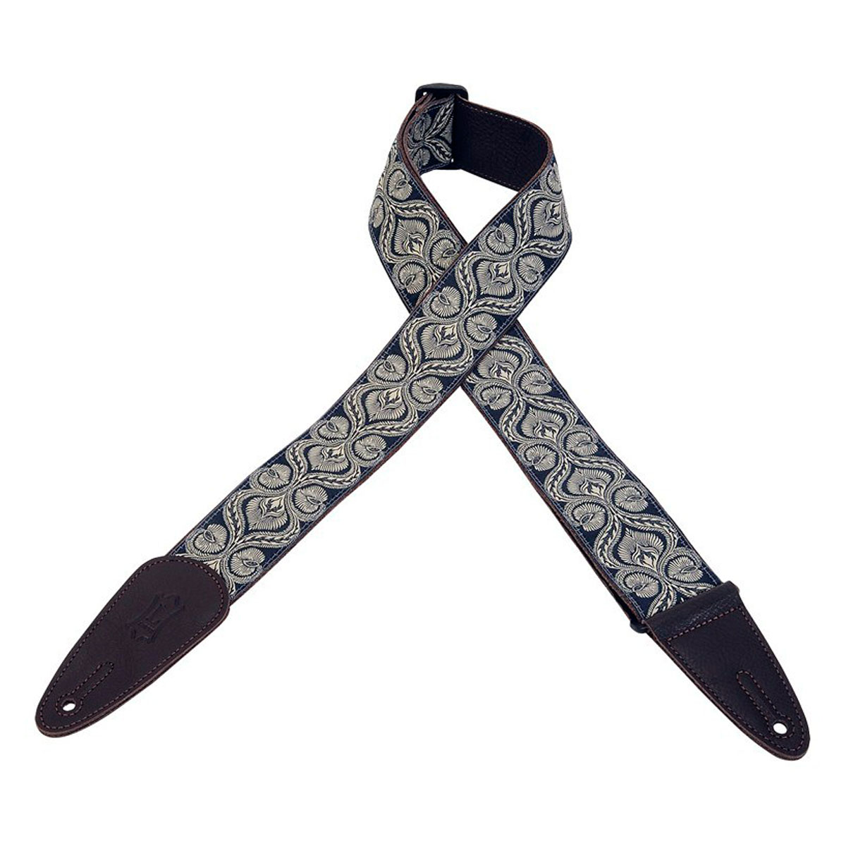Levy's レビース / WOVEN Guitar Strap MGJ-001 ギターストラップ【お取り寄せ商品】