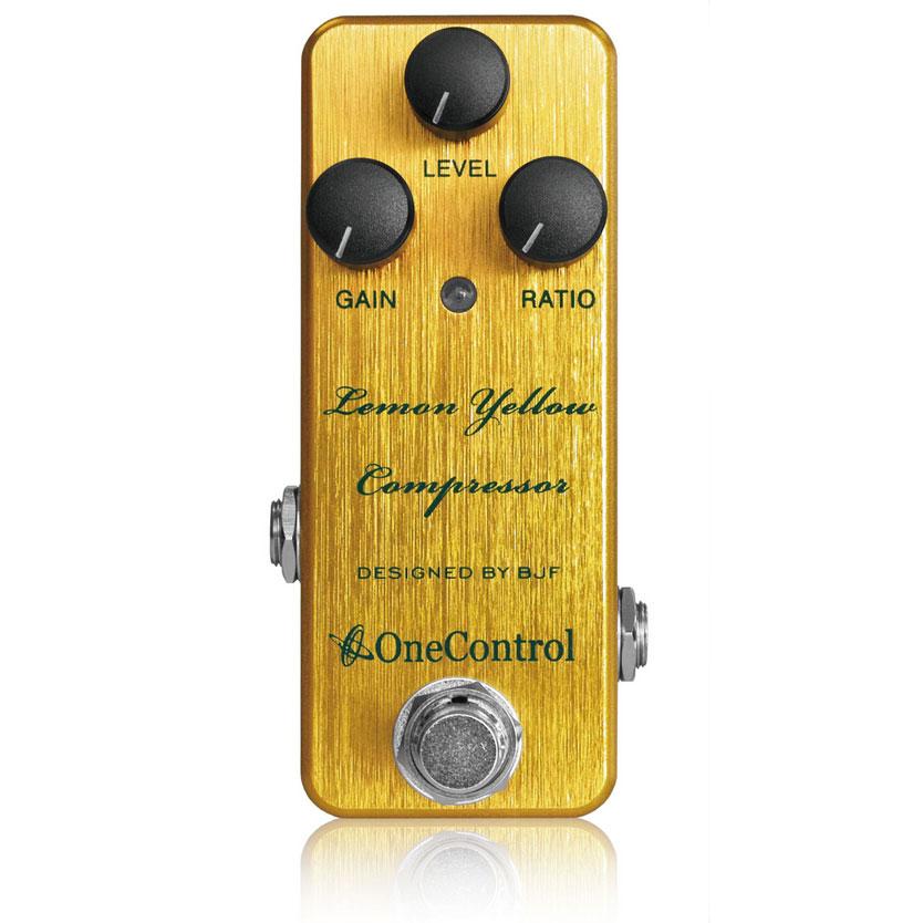 One Control / Lemon Yellow Compressor ワンコントロール コンプレッサー【WEBSHOP】