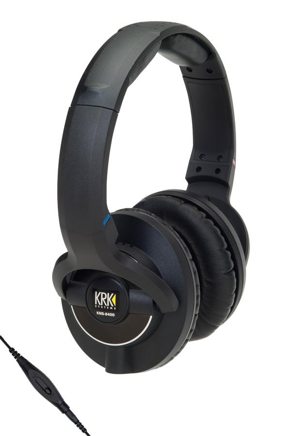 KRK ケーアールケー/ KNS 8400 モニターヘッドホン (KNS8400)(KNS-8400)