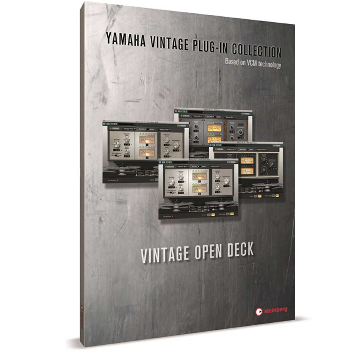 STEINBERG スタインバーグ / Vintage Open Deck テープサチュレータープラグイン【お取り寄せ商品】【WEBSHOP】