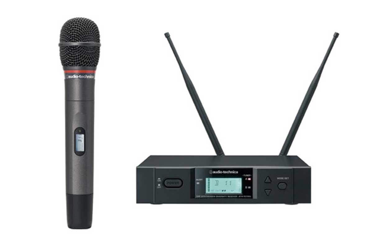 オーディオテクニカ audio-technica ATW-3141bJ / ワイヤレスマイクシステム【お取り寄せ商品】