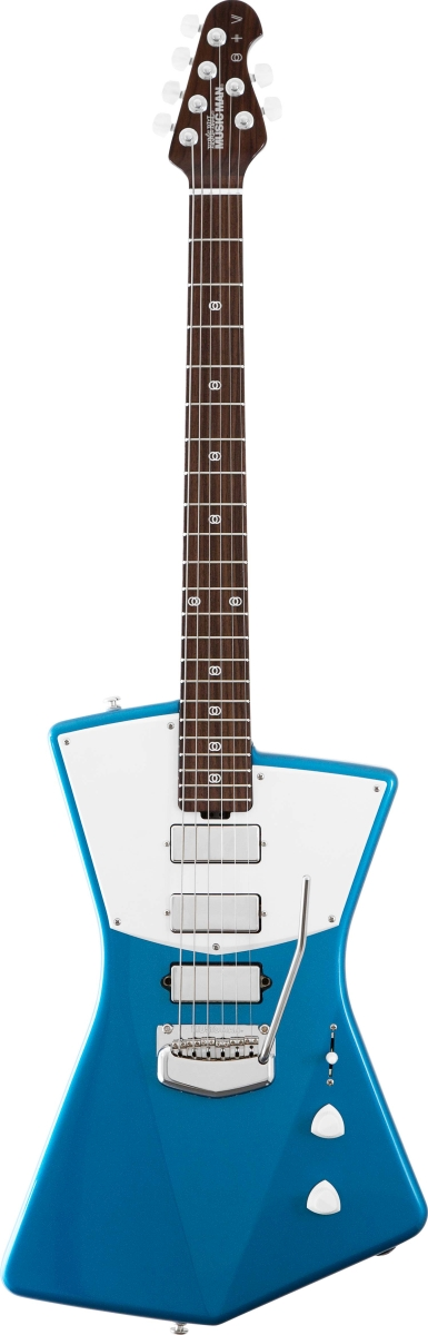 Music Man / St . Vincent Signature Model Vincent Blue ミュージックマン【お取り寄せ商品】