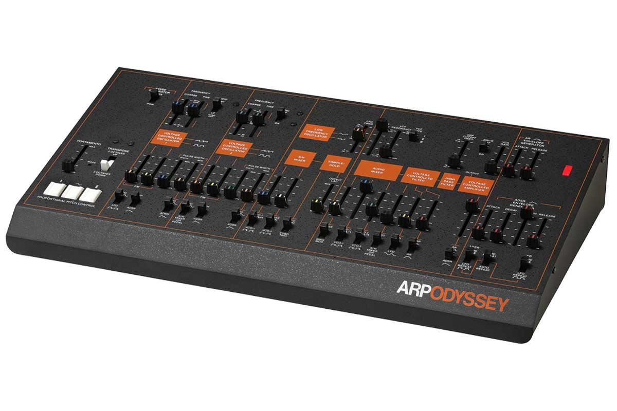 KORG コルグ / ARP ODYSSEY Module Rev3 (ARPODYSSEY-M-3) アナログ・シンセサイザー・モジュール【YRK】