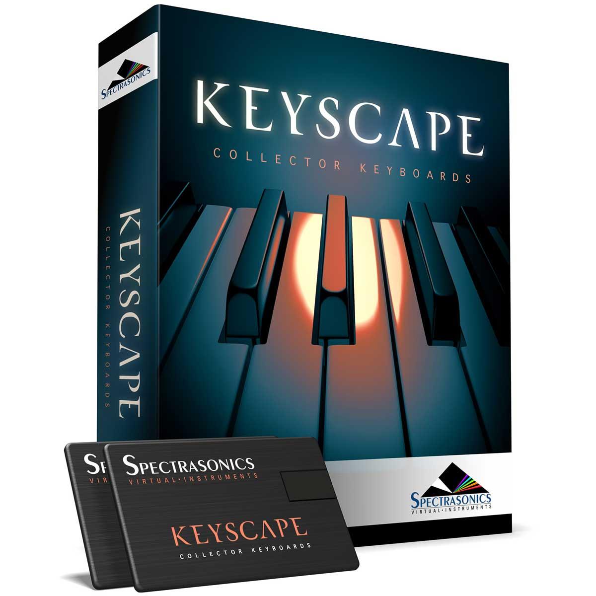 【在庫あり】SPECTRASONICS スペクトラソニックス / Keyscape