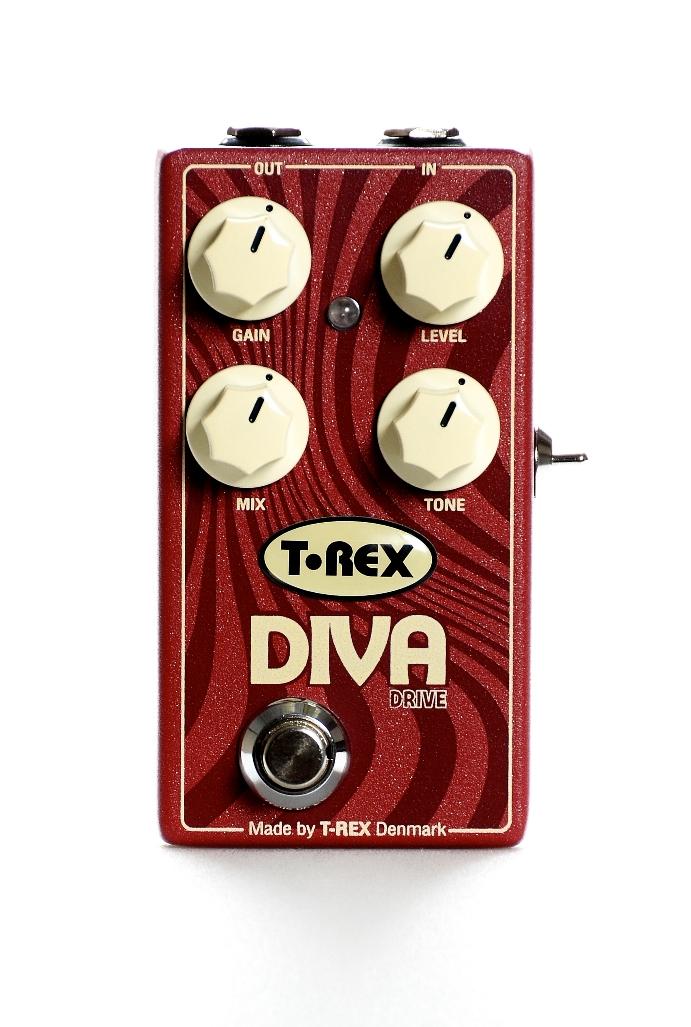 T-rex / DIVA DRIVE ディーバドライブ [オーバードライブ] ティーレックス【お取り寄せ商品】【WEBSHOP】