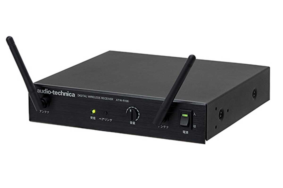 audio-technica オーディオテクニカ / ATW-R190 デジタルワイヤレスレシーバー【お取り寄せ商品】