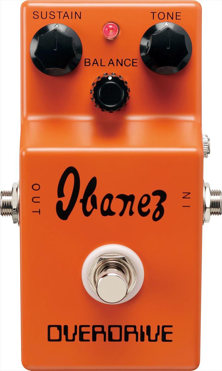 【タイムセール:7月2日12時まで】Ibanez / OD850 OVERDRIVE[オーバードライブ/ディストーション] アイバニーズ