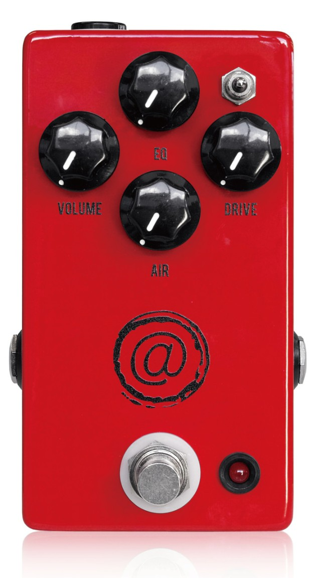 JHS PEDALS / The AT Andy Timmons [オーバードライブ] ジェイエイチエスペダル【お取り寄せ商品】