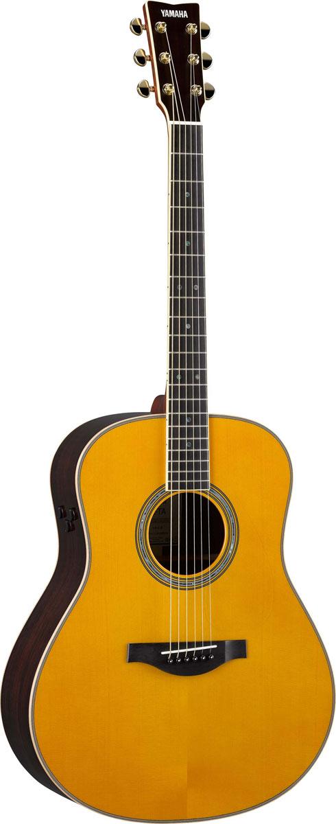 YAMAHA / LL-TA VT(ヴィンテージ・ティント) 【詳細画像有】 ヤマハ アコースティックギター エレアコ LLTA 【Trans Acoustic】【お取り寄せ商品】【YRK】《+811182000》