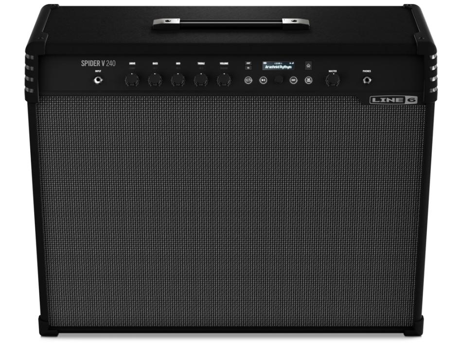 LINE6 / SPIDER V 240 240wギターアンプ スパイダーV ライン6【国内正規品】【YRK】【お取り寄せ商品】