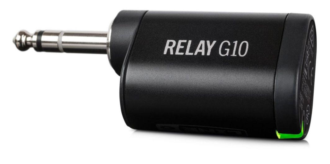 Line6 / RELAY G10T Wireless Transmitter ワイヤレストランスミッター 送信機 ライン6【国内正規品】【YRK】