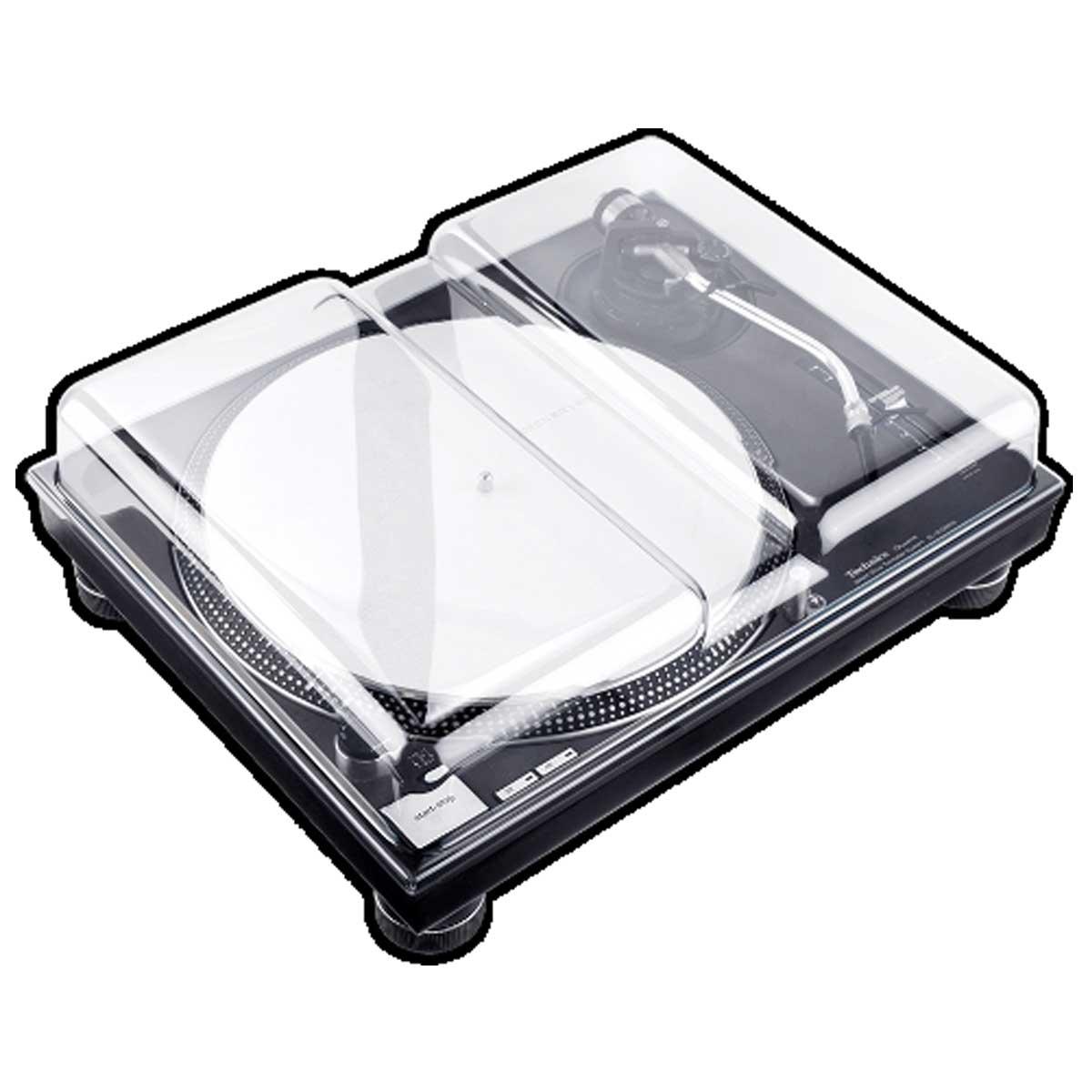 Decksaver デッキセーバー / DS-PC-SL1200 各種DJターンテーブル用保護カバー【お取り寄せ商品】