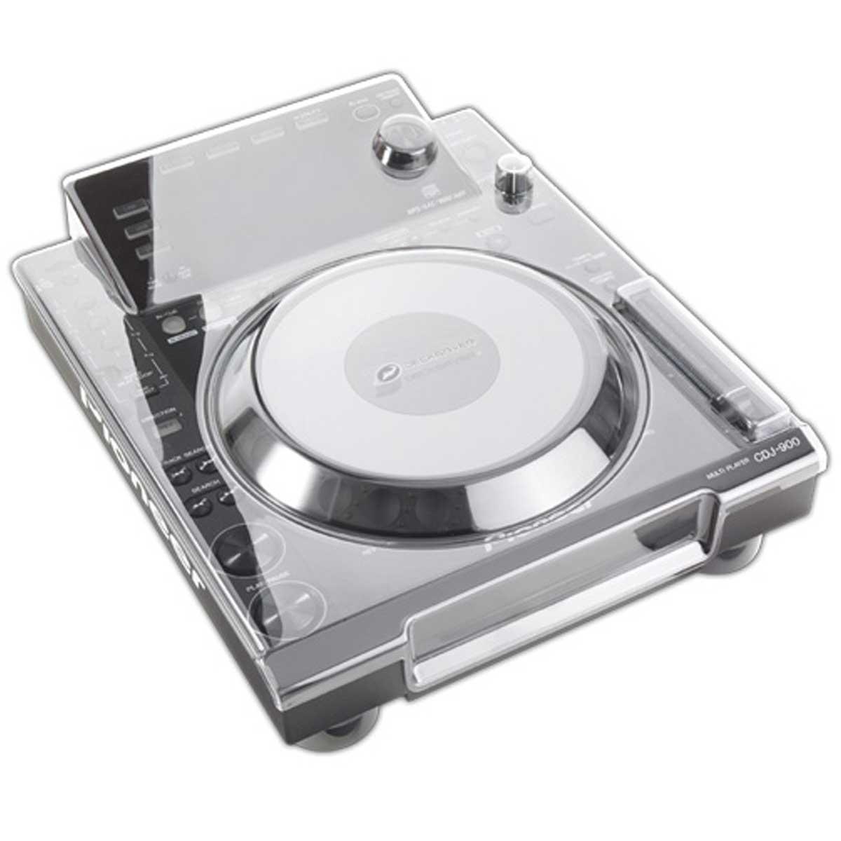 Decksaver デッキセーバー / DS-PC-CDJ900 CDJ-900用保護カバー【お取り寄せ商品】