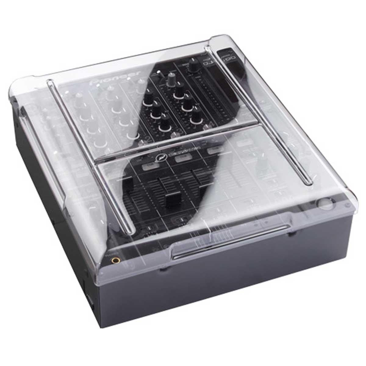 Decksaver デッキセーバー / DS-PC-DJM800 各種DJミキサー用保護カバー【お取り寄せ商品】