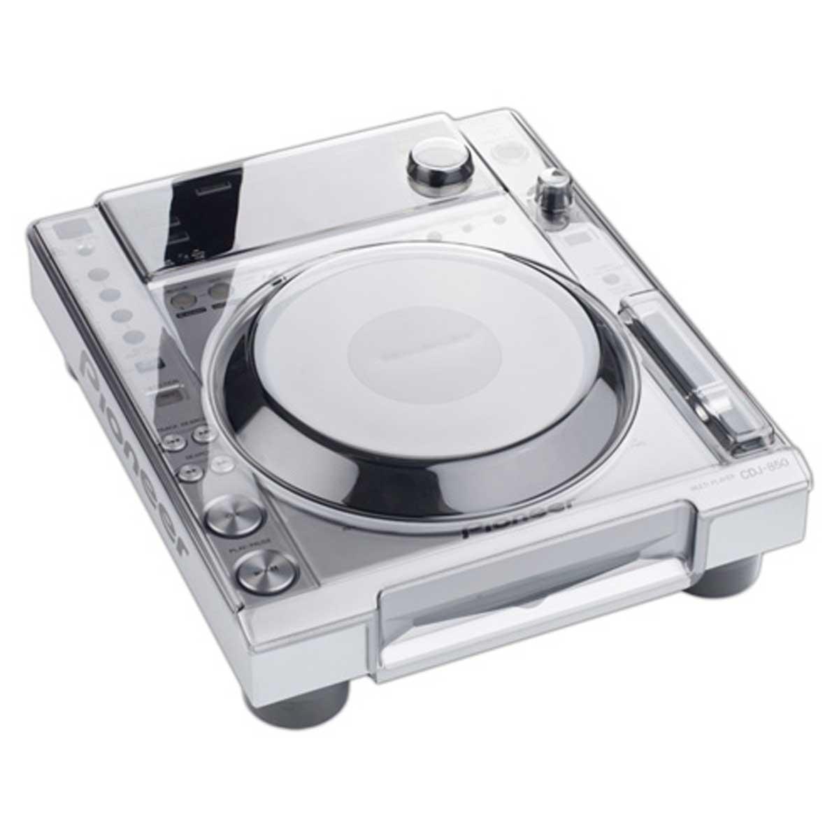 Decksaver デッキセーバー / DS-PC-CDJ850 CDJ-850用保護カバー【お取り寄せ商品】