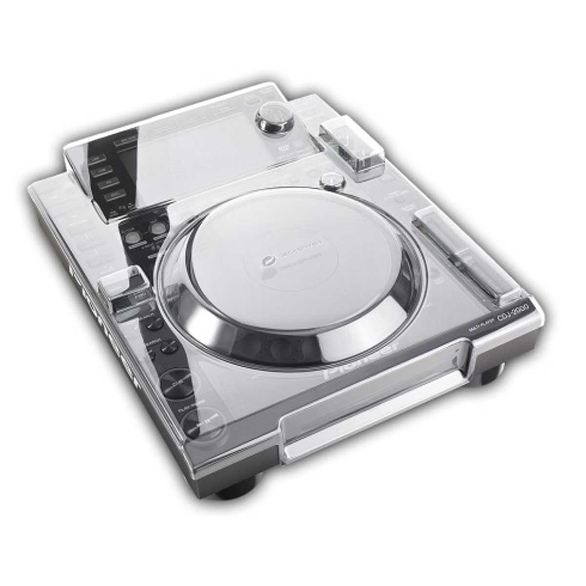Decksaver デッキセーバー / DS-PCFP-CDJ2000NEXUS CDJ-2000nexus用保護カバー【お取り寄せ商品】