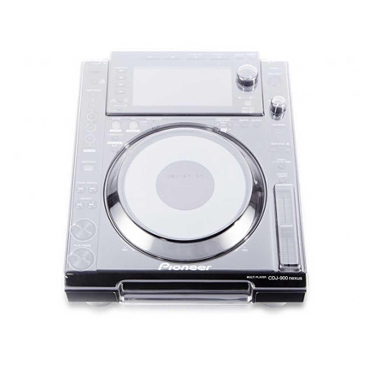 Decksaver デッキセーバー / DS-PC-CDJ900NXS CDJ-900nexus用保護カバー【お取り寄せ商品】