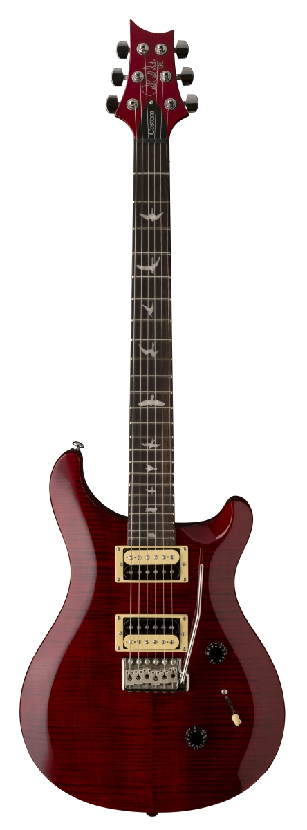 Paul Reed Smith (PRS) / SE Custom 24 Scarlet Red (SR) ポールリードスミス【2017 NEW MODEL】