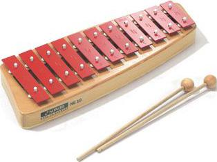 Sonor Orff / Sopran Glockenspiel NG-10 【★お取り寄せ】