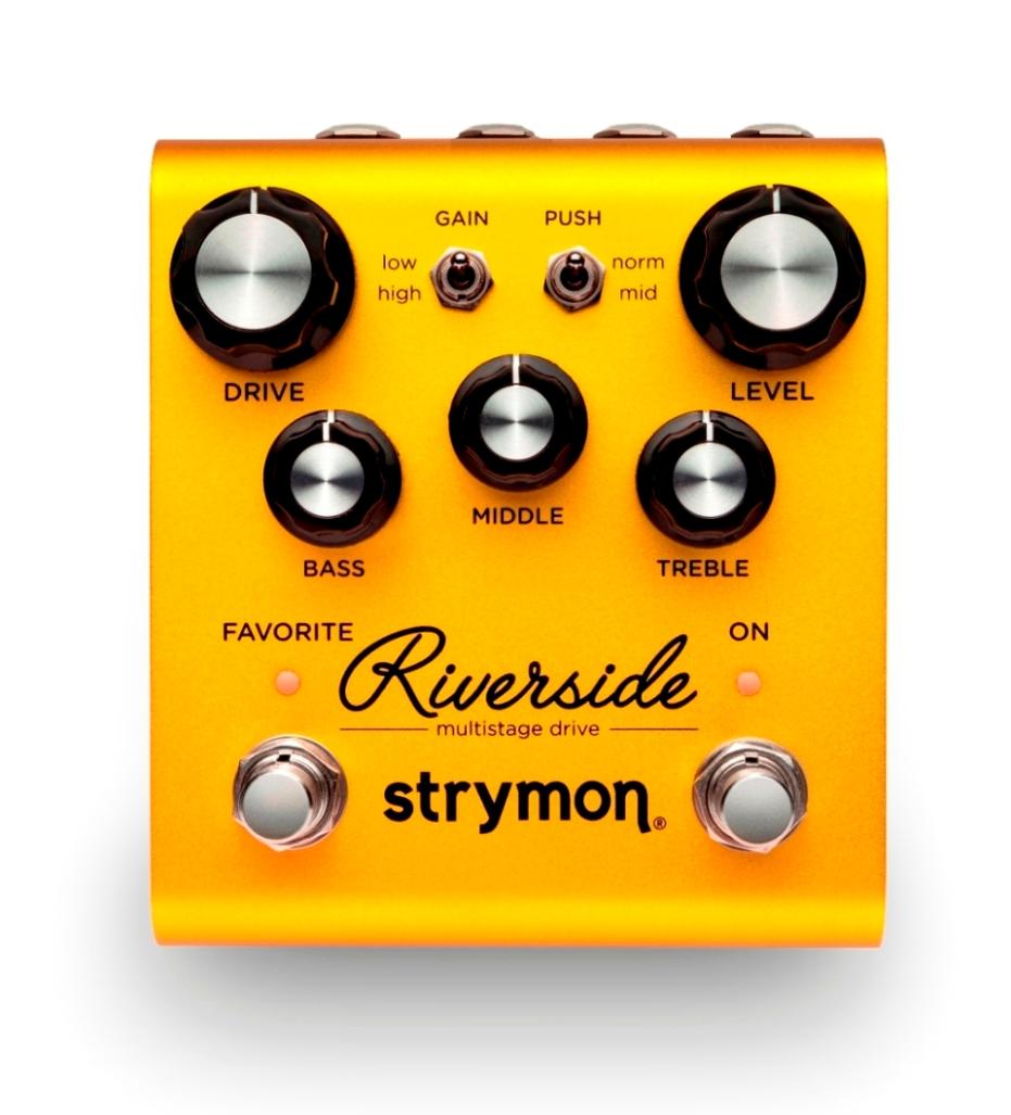 Strymon / Riverside Multistage Drive [オーバードライブ/ディストーション] リバーサイド ストライモン