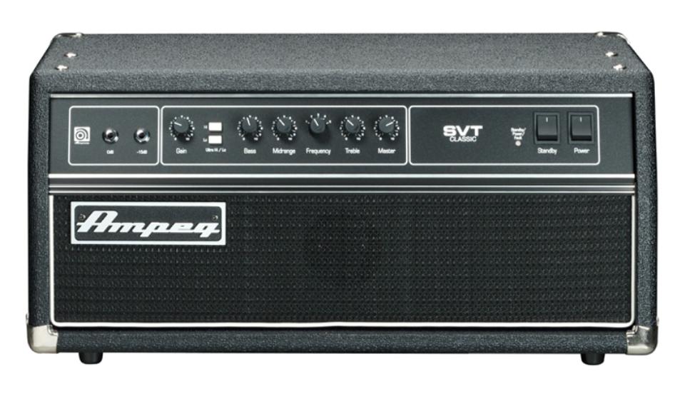 Ampeg / SVT-CL HEAD 300w Tube Bass Amplifier ベースアンプヘッド アンペグ【お取り寄せ商品】