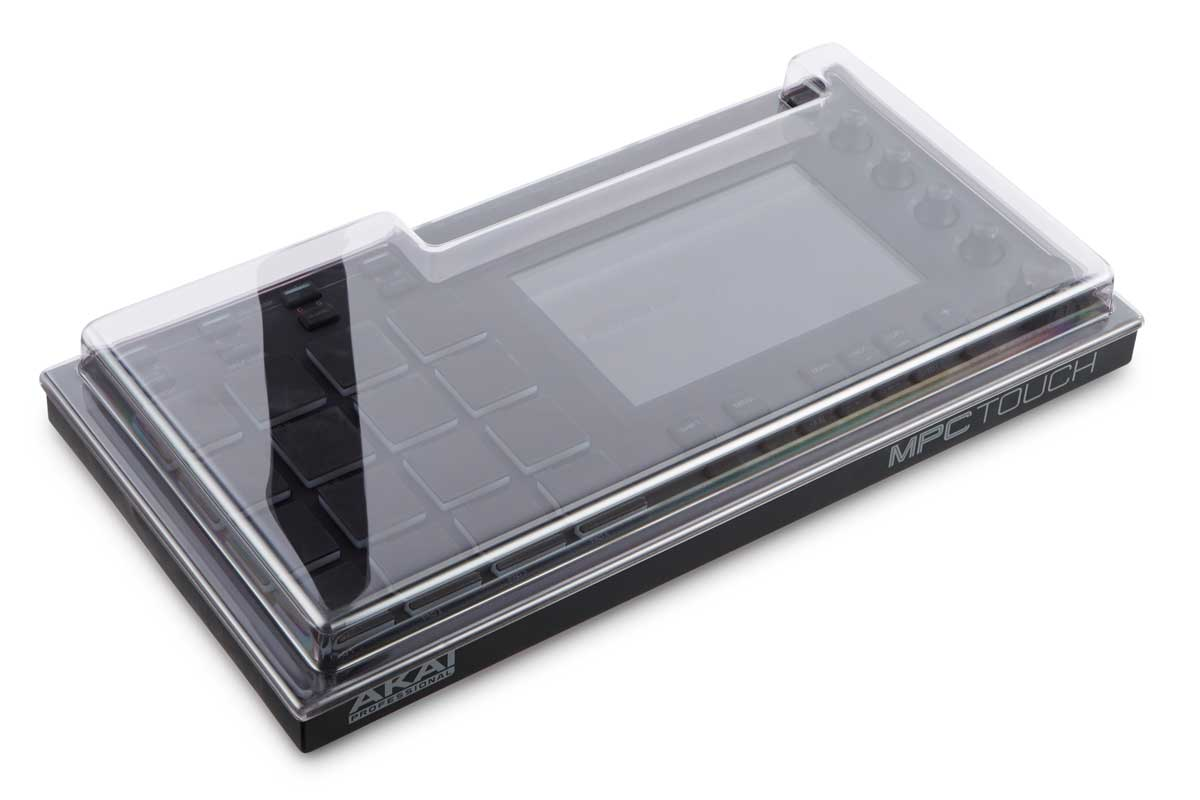 Decksaver デッキセーバー / DS-PC-MPCTOUCH MPC Touch用保護カバー【お取り寄せ商品】