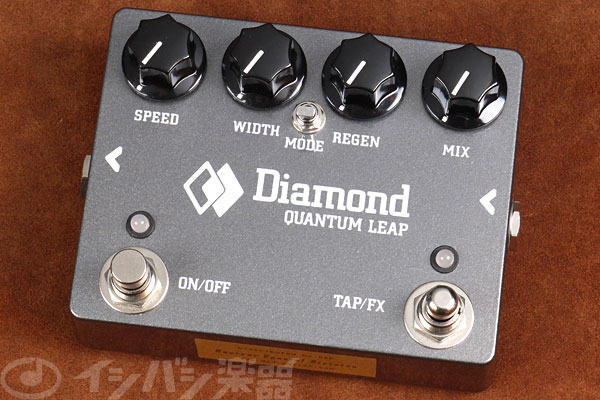 Diamond Guitar Pedals / QTL-1 Quantum Leap 【★お取り寄せ】
