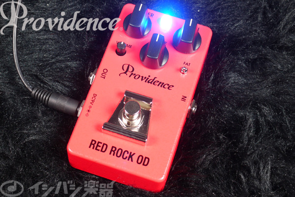 Providence / Red Rock OD ROD-1 Overdrive レッドロックオーバードライブ プロヴィデンス【お取り寄せ商品】