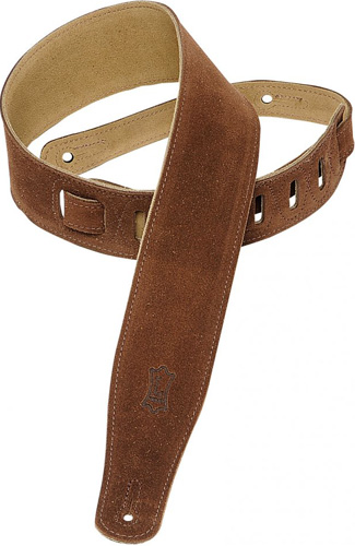 Levy's / Basic Suede Leather Strap MS26-BRN Brown 【★お取り寄せ】