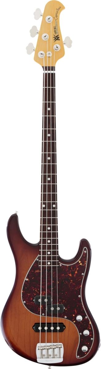 MUSICMAN / Caprice Bass Heritage Tobacco Burst Rosewood Fingerboard ミュージックマン《値下げしました!》