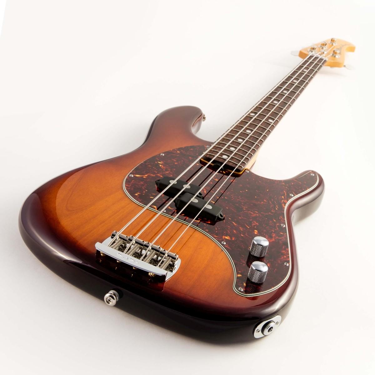 MUSICMAN / Cutlass Bass Heritage Tobacco Burst Rosewood Fingerboard ミュージックマン《値下げしました!》