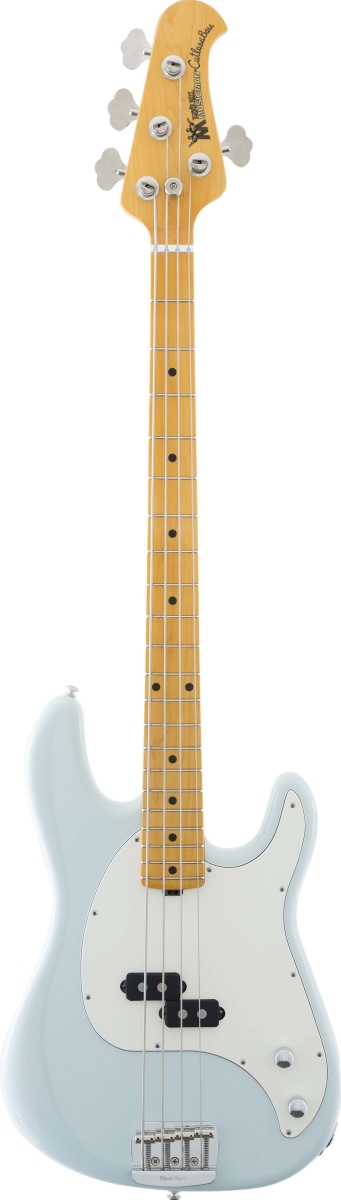 MUSICMAN / Cutlass Bass Diamond Blue Maple Fingerboard ミュージックマン《値下げしました!》