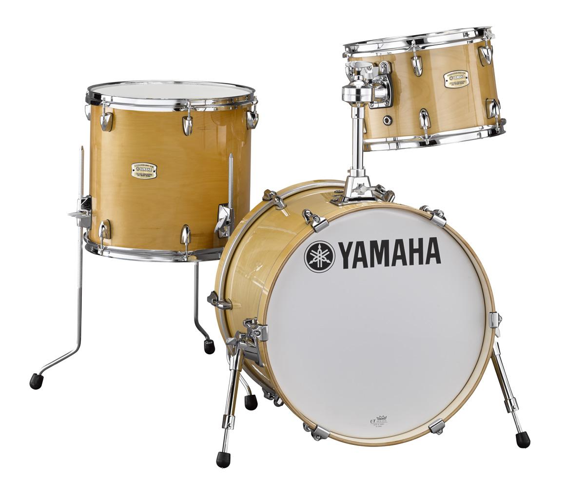 YAMAHA Bop-Kit SBP8F3NW ステージカスタム バーチ ドラムシェルキット 18BD 3点セット NWナチュラルウッド【YRK】