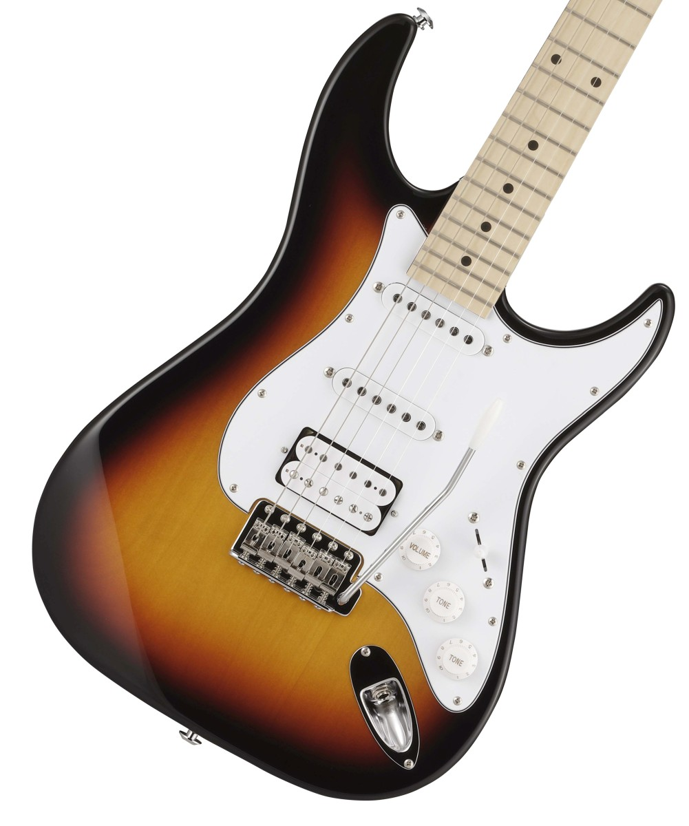 Greco / WS-STD SSH Sunburst (SB) Maple Fingerboard グレコ【お取り寄せ商品】