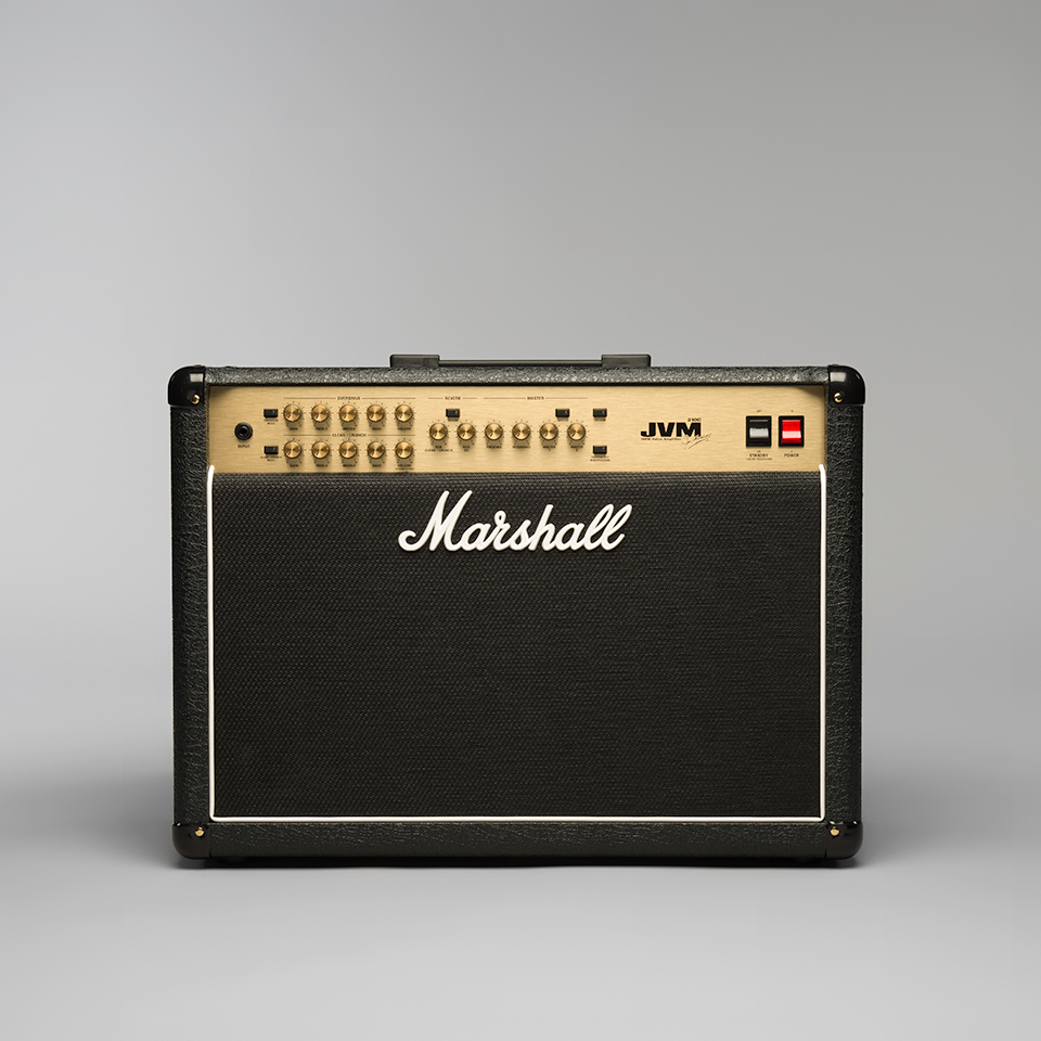 Marshall / JVM210C マーシャル ギターアンプ コンボ 【YRK】【お取り寄せ商品】