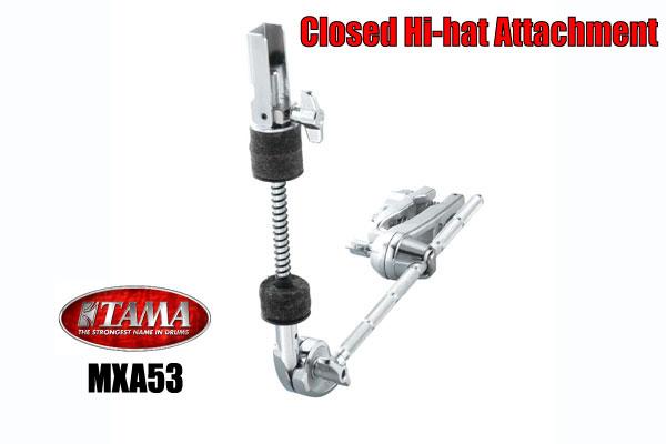 TAMA / Fast Clamp MXA53 Closed Hi-Hat Attachment 【★お取り寄せ】