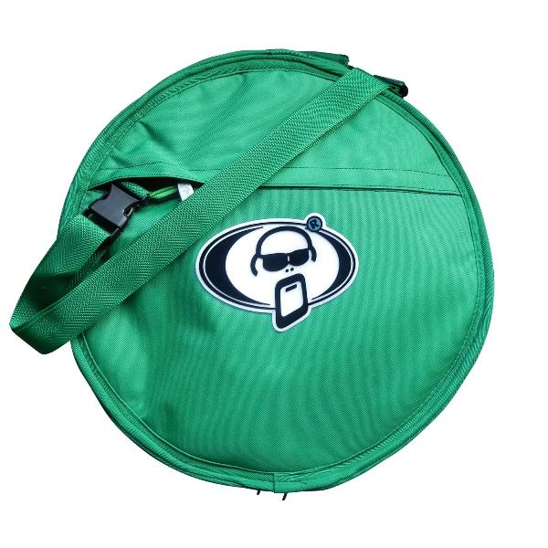 Protection Racket / 3011C-03 14x5.5インチ スネアバッグ ストラップ グリーン 【★お取り寄せ】