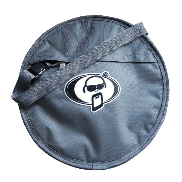 Protection Racket / 3011C-04 14x5.5インチ スネアバッグ ストラップ グレイ 【★お取り寄せ】