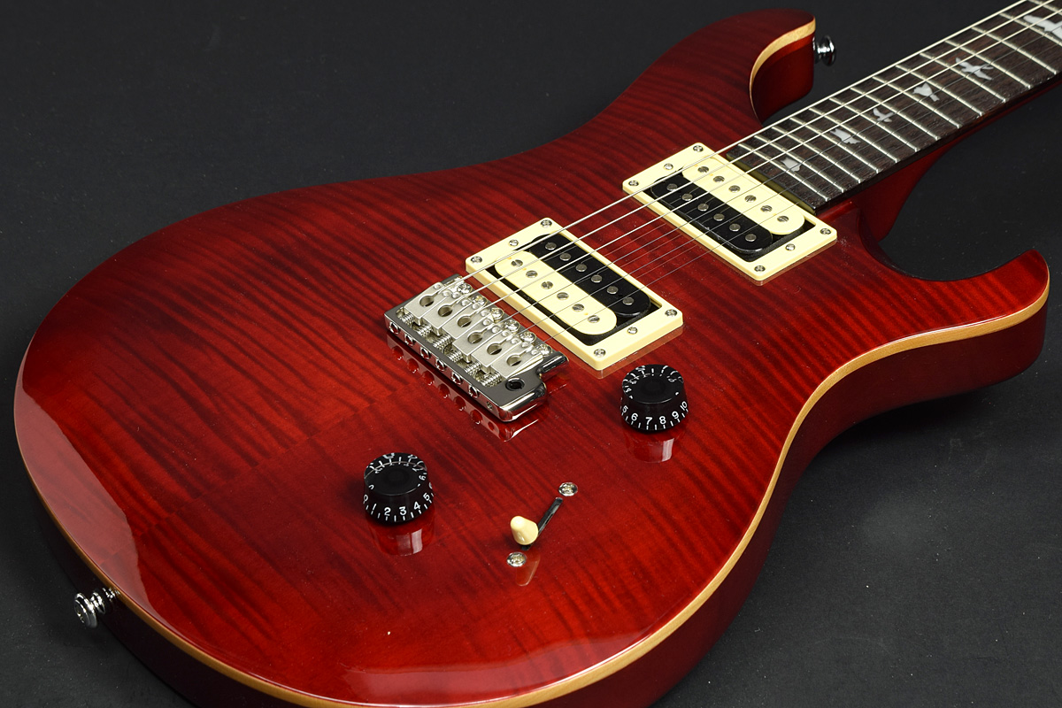 Paul Reed Smith (PRS) / SE Custom 24 Black Cherry (BC) ポールリードスミス【2017 NEW MODEL】